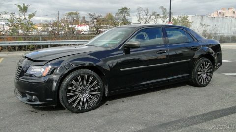 luxurious 2014 Chrysler 300 Series John Varvatos Luxury repairable for sale