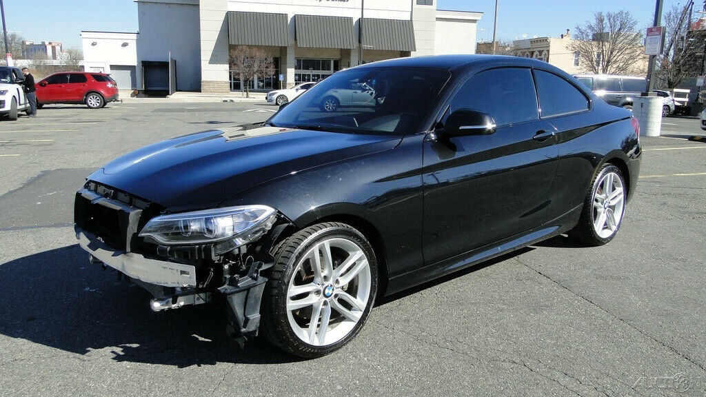 easy fix 2016 BMW 2 Series i Xdrive AWD Coupe repairable
