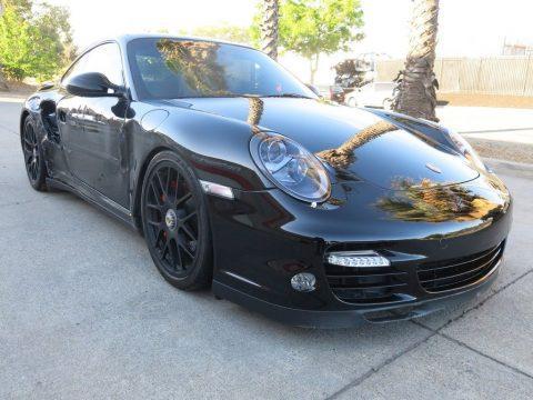 easy fix 2011 Porsche 911 Turbo 3.8L repairable for sale