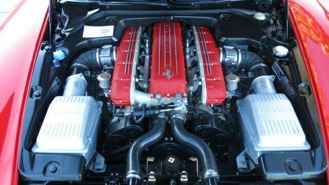 easy repair 2005 Ferrari 612 612 Scaglietti repairable