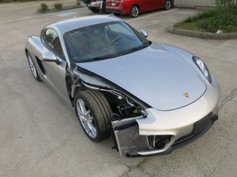 fully loaded 2014 Porsche Cayman 2.7L 6V RWD 275hp/6 Speed manual. for sale