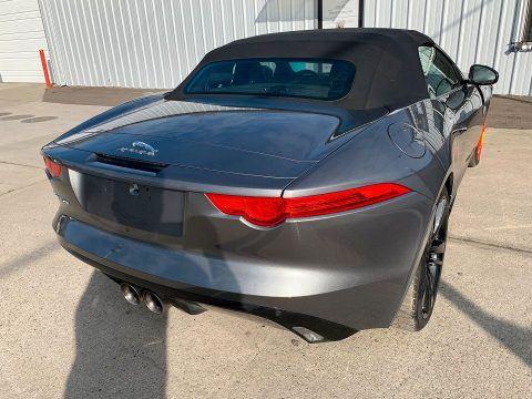 low miles 2017 Jaguar F Type Supercharged Premium 3.0L 24V V6 340HP for sale