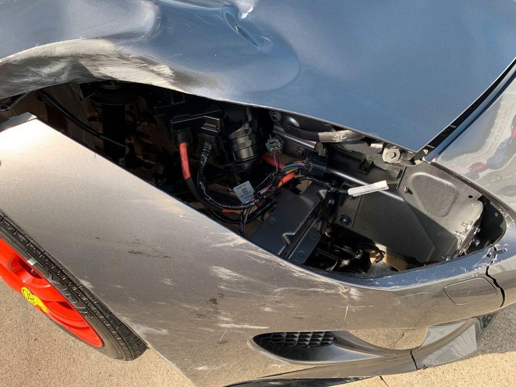 low miles 2017 Jaguar F Type Supercharged Premium 3.0L 24V V6 340HP